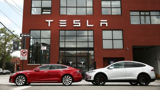 Tesla typically delivers fewer cars to Europe in the first month of each quarter.