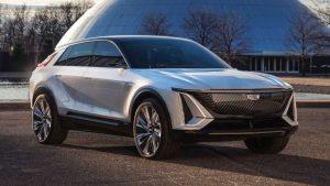 Cadillac Lyriq (2022)