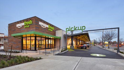 Amazon London Amazon Fresh