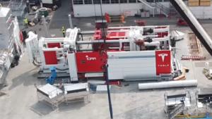 Tesla Giga Press
