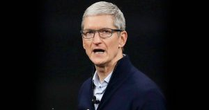 Apple CEO Tim Cook Epic Games