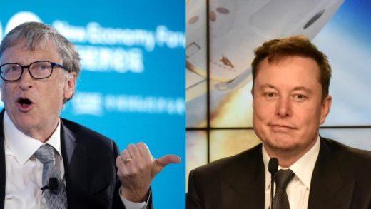 Elon Musk Praises Crypto, Bill Gate