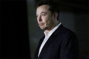 CEO Tesla Elon Musk China USA