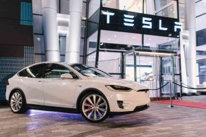 The new Tesla Model Y is introduced. Tesla has expanded its model range to include an SUV based on the current Model 3. Hannes Breustedt | picture alliance | Getty Images
