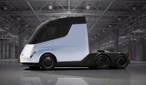 PepsiCo Tesla Semi