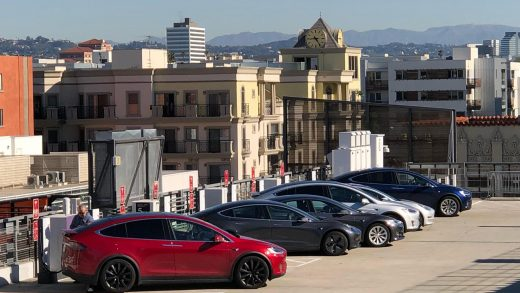 V3 Supercharger Santa Monica