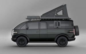 Canoo pickup truck (2023)