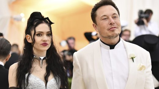 Elon Musk Texas Grimes