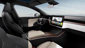 Tesla Model S Fremont