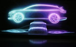 New electric vehicles are taking the world by storm and bringing investors a swarm of EV stocks to consider. (Paul Craft/Shutterstock)