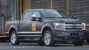 Ford F-150 Electric (2022)