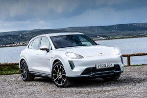 Porsche Macan EV (2022)