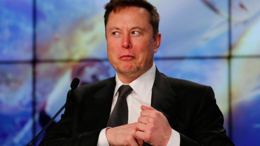 Elon Musk Tesla Ford GM