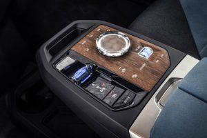 BMW iDrive display
