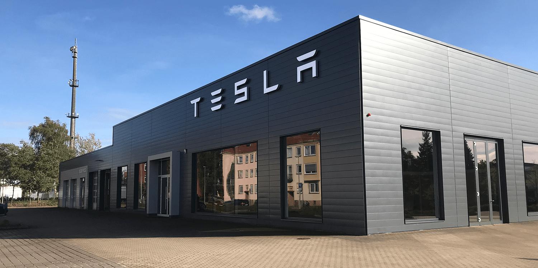 Tesla's Engineering and Design Center Berlin