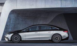 2022 Mercedes-Benz EQS EV Mercedes-Benz