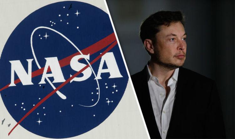 Elon Musk NASA