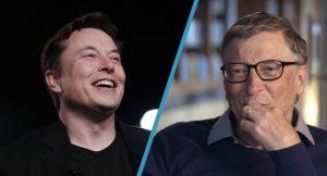 Elon Musk Bill Gates Jeff Bezos