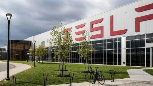 Tesla Gigafactory New York