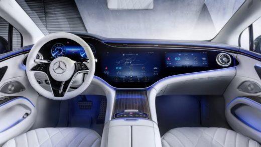Mercedes Benz electric car Daimler's