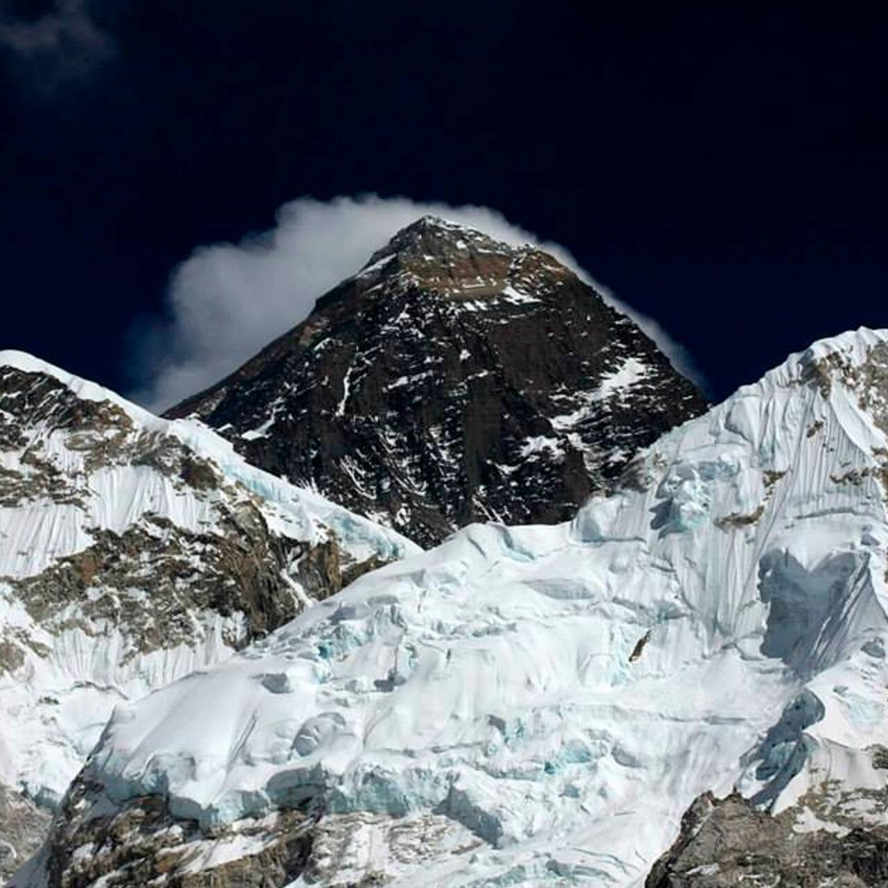 Tesla Supercharger Network Mt. Everest's