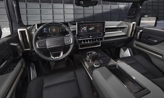 GMC HUMMER EV SUV