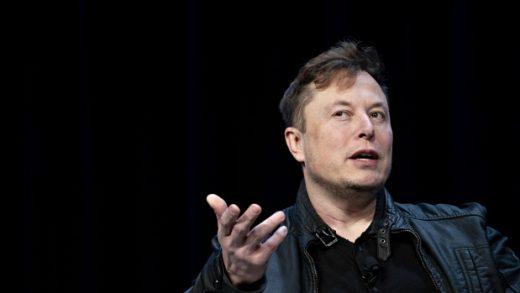 Elon Musk Tesla crypto