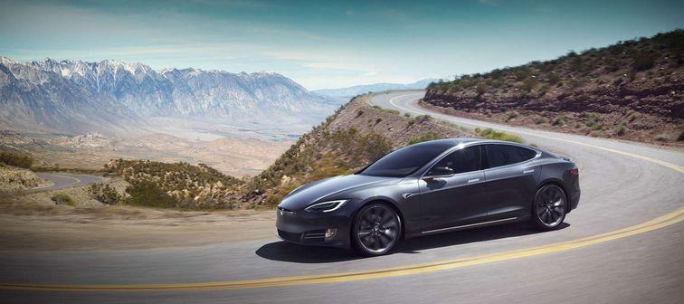 Teddy Leung/Shutterstock Tesla Model S