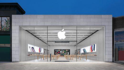 Apple Store Michigan COVID-19