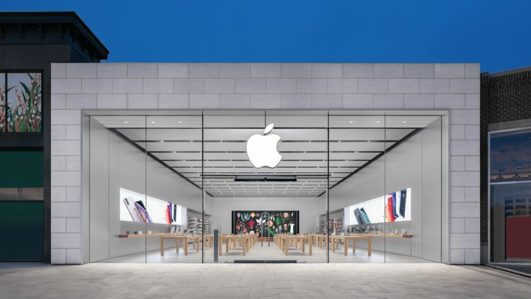 Apple Store Michigan COVID-19
