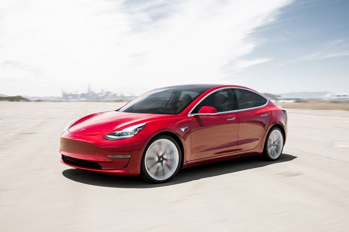 Tesla Model 3 Australia Giga Shanghai