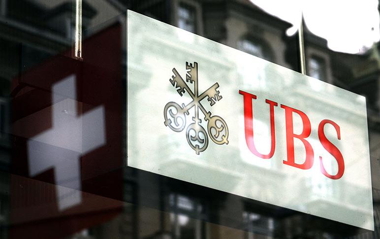 UBS Tesla