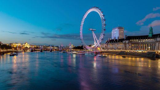London luxury Financial Times