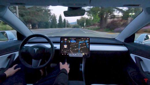 Tesla FSD Subscription