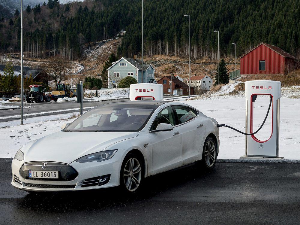 Tesla Norway