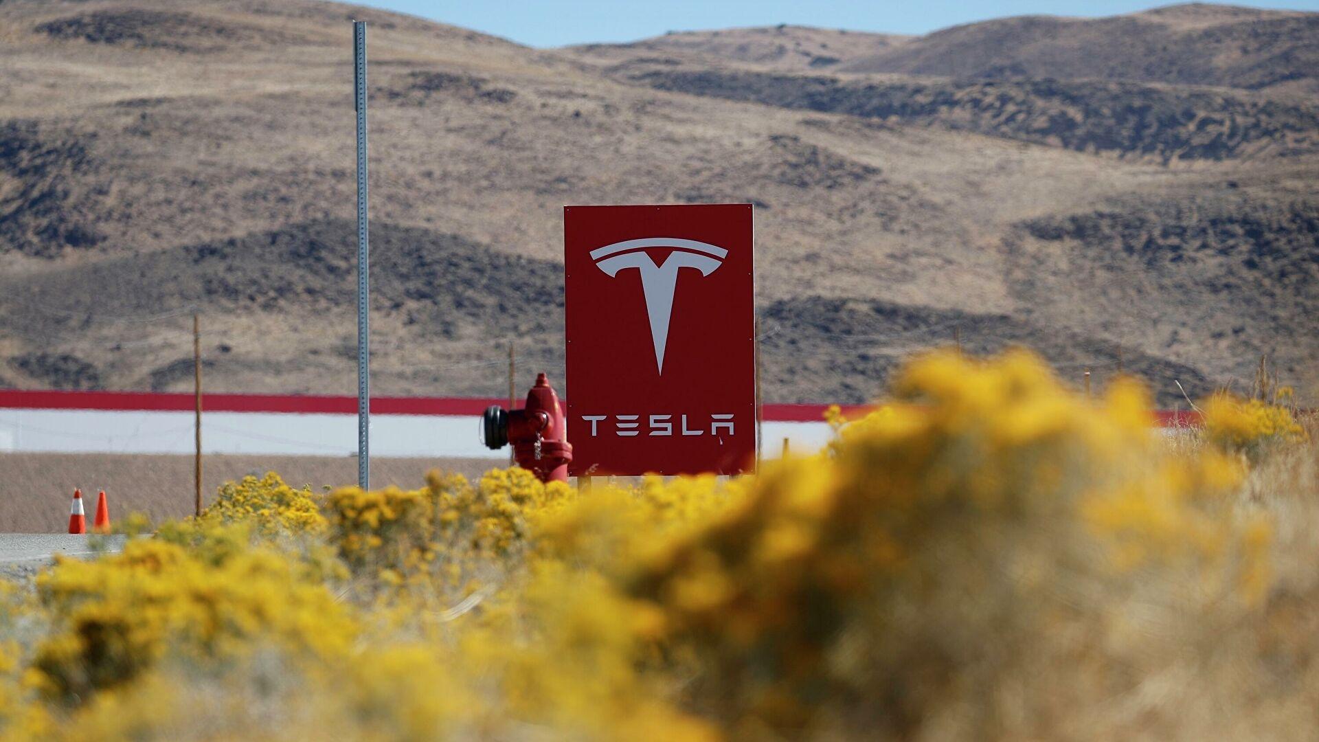 Tesla's Gigafactory Nevada