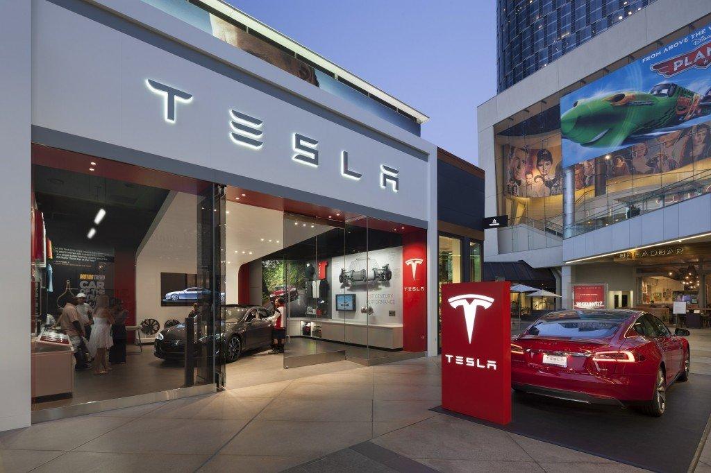 Texas Tesla Austin factory