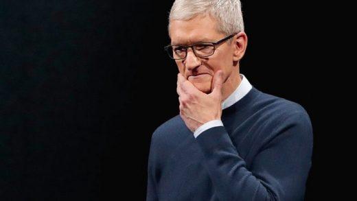 Apple CEO Tim Cook USA