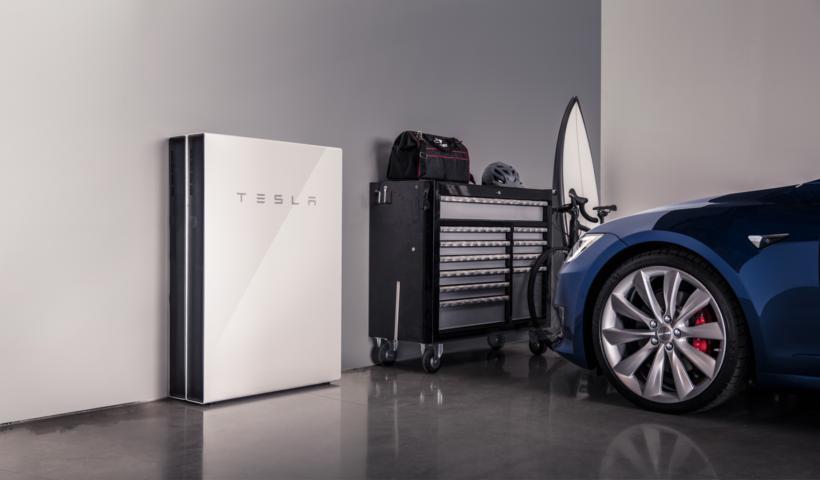 Tesla Powerwalls