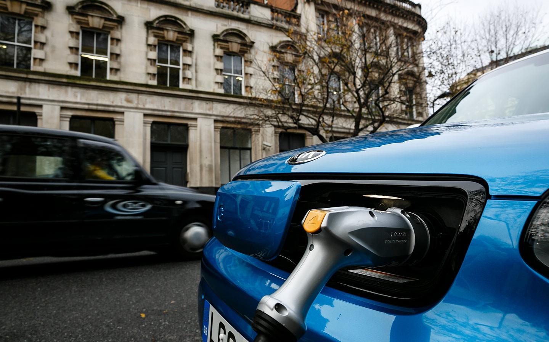 uk electric cars
