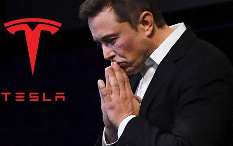 Elon Musk, the CEO of Tesla.