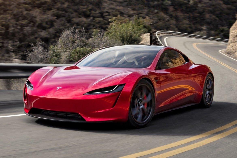 Tesla's Roadster