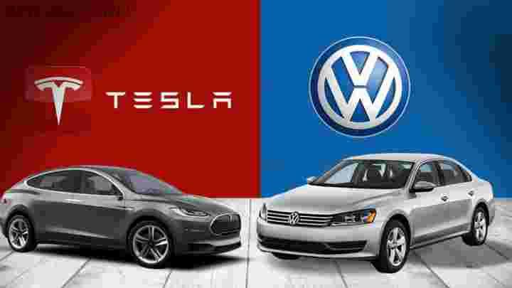 Tesla's VW