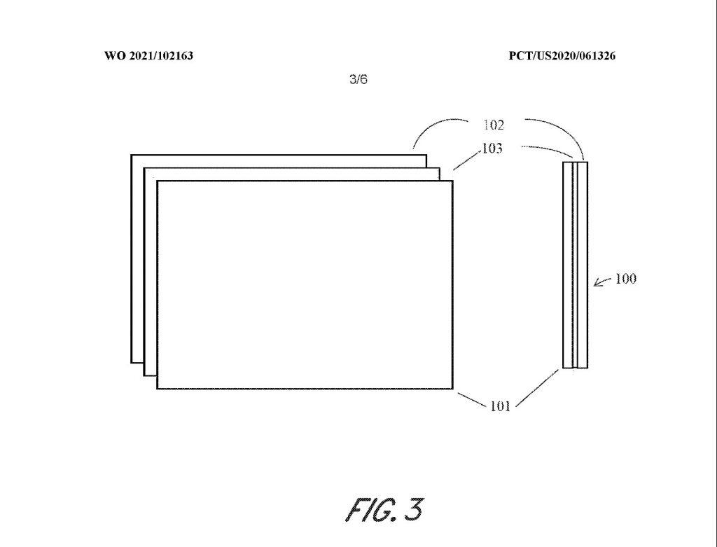 Credit: US Patent Office
