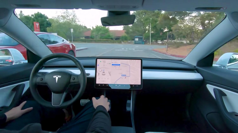 Tesla FSD Beta V9