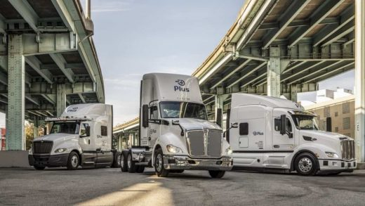 autonomous trucking plus