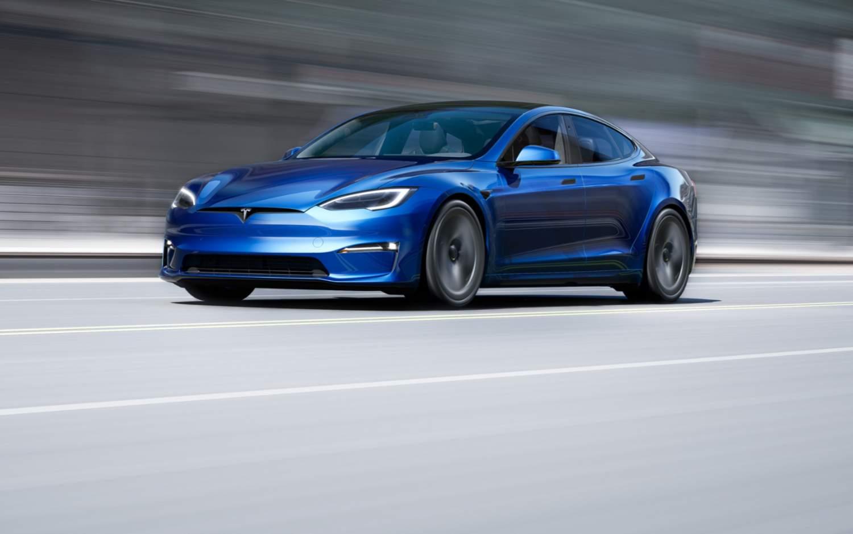 Tesla Plaid