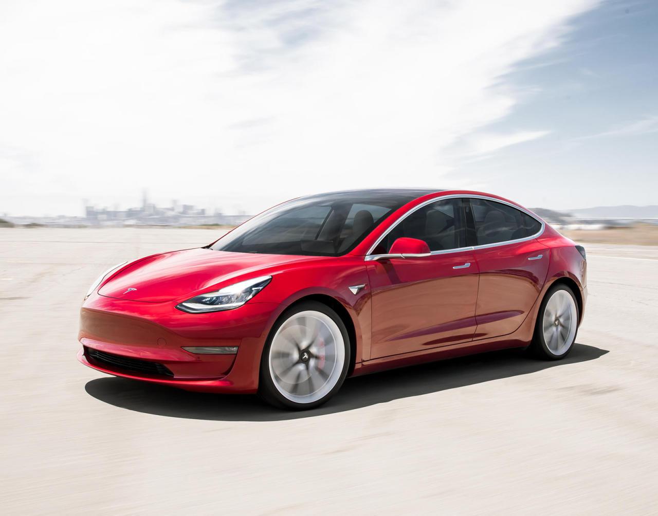 Tesla UBS China