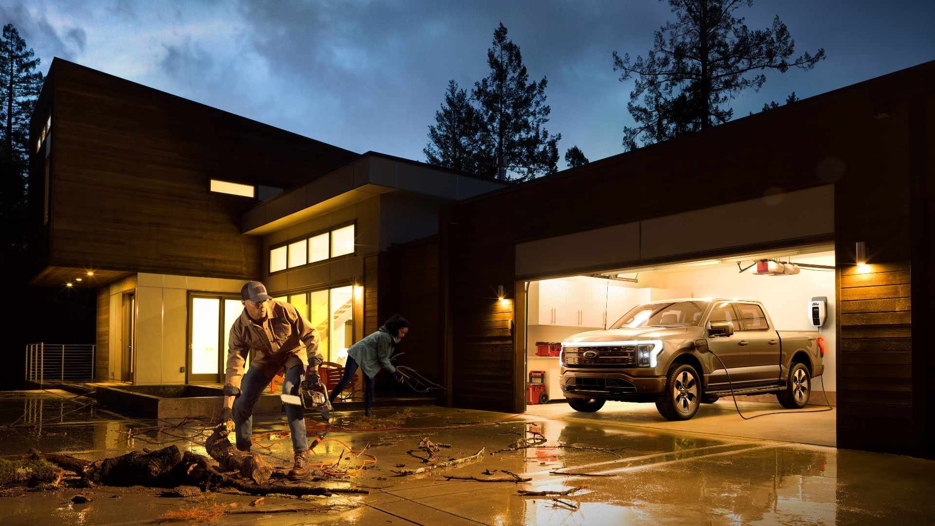 Ford F150 Lightning Credit: Ford Motor Company