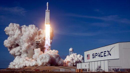SpaceX Texas Elon Musk NASA Mars Europe